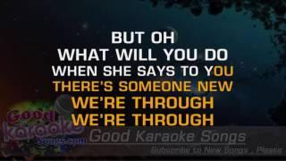 It's Over - ROy Orbison (Lyrics Karaoke) [ goodkaraokesongs.com ]