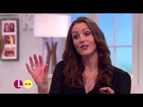 Suranne Jones On New Scott And Bailey | Lorraine