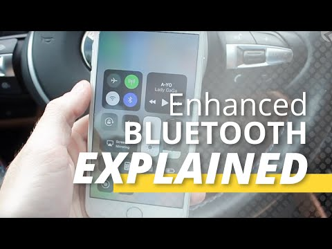 BMW Enhanced Bluetooth Explained