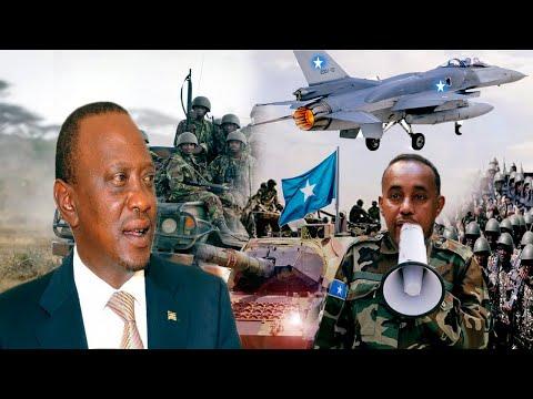 DEG DEG Rooble Oo Ciidanka Kenya Ku Amray In Eey Kabaxaan Kismaayo,AMadoobe Oo La Godoomiyey,Guusha