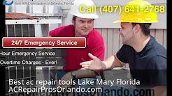 AC Repair Lake Mary Florida