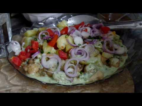 Mix Chaat Easy Recipe Step By Step