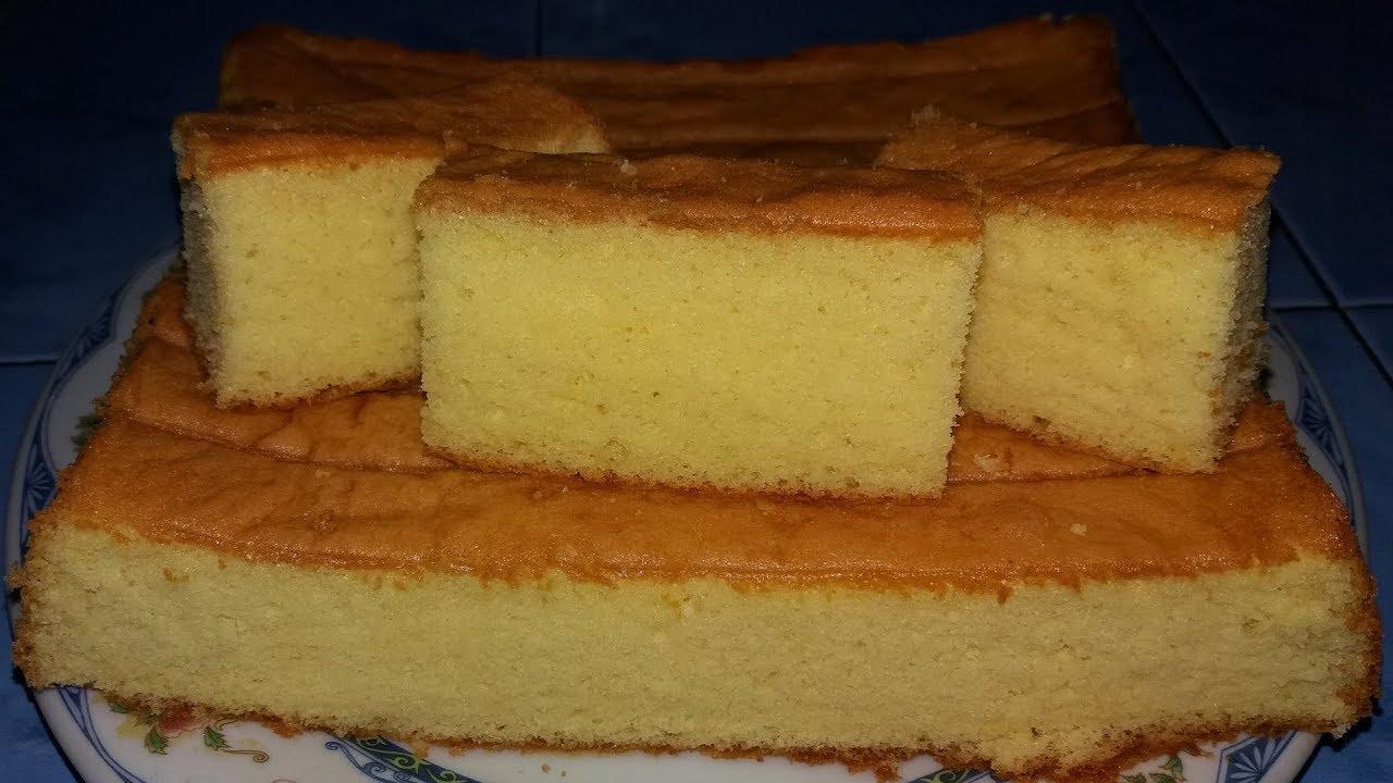 Cara Membuat Kue Bolu Sederhana dengan Mudah