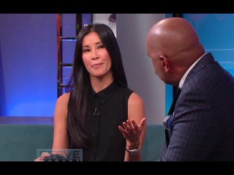 Lisa Ling's emotional day in prison    STEVE HARVEY