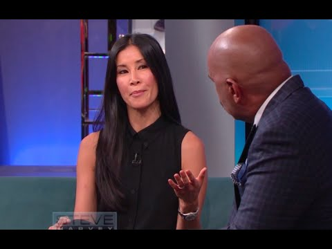 Lisa Ling's emotional day in prison || STEVE HARVEY - YouTube