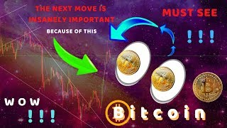 IT'S HERE!! BITCOIN ENTERING STAGE 3 IF THIS HAPPENS ~ THE FINAL TEST | ALTCOIN YEAR??