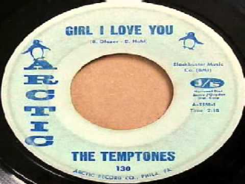 Temptones - Girl I Love You