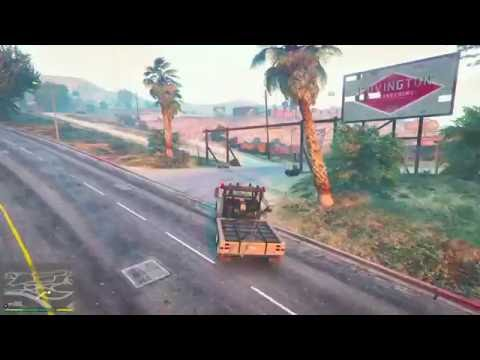 Gta 5 Mission 28,29,30,31,32, Garbage Truck,Tow Truck,Masks,Boiler Suits,Blitz Play