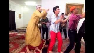 Tari Ubur-Ubur feat boy band emak ijah pengen ke mekah @alditaher_indo @bobbymaulana @aa_hariri
