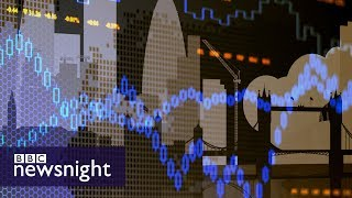 What does the interest rate rise tell us about the health of the economy? - BBC Newsnight