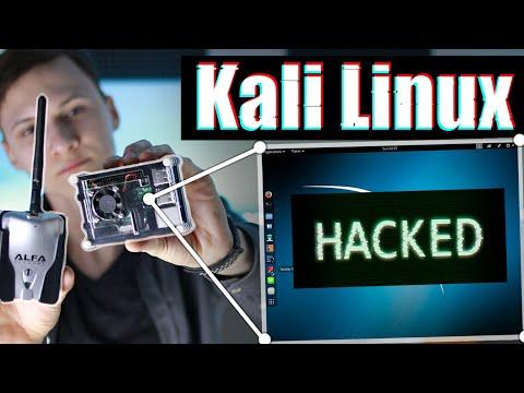 Установка Kali Linux на Raspberry Pi | UnderMind