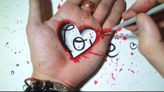 4 Cute Heart Trick Art [Tuto] thumbnail