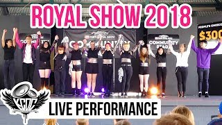 My Flower | Latata | Baby Don't Stop | You and I | Perth Royal Show Performance 2018 [KCDC]