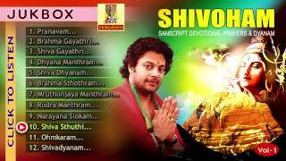 Hindu Devotional Songs Malayalam | Divine Sanskrit Prayer from Shiva | Madhu Balakrishnan | Jukebox