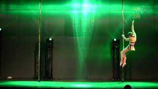 Alicja Jaruk - Juniors - Pole Dance Show 2019