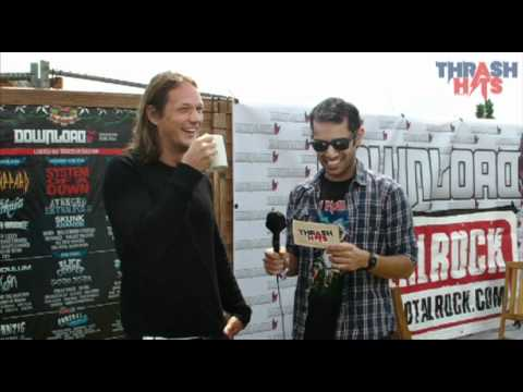 Thrash Hits TV: Children Of Bodom @ Download Festival 2011