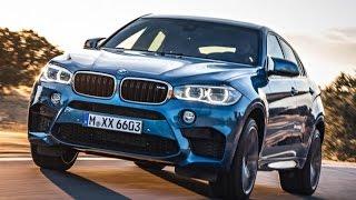BMW X6M 2015: Тест-драйв BMW X6M 2015