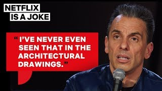 Sebastian Maniscalco's House Needs a Chingadera | Netflix Is A Joke