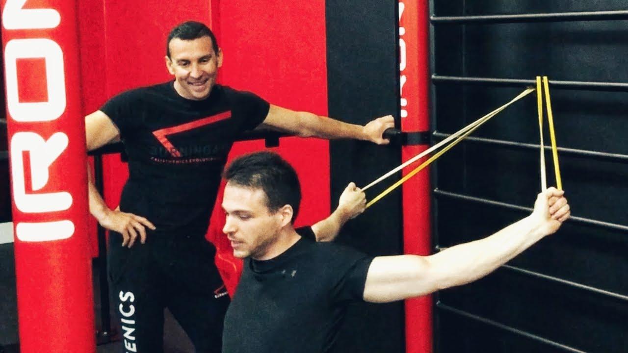 2 esercizi per aprire le spalle in modo ottimale da for Aprire le planimetrie con seminterrato