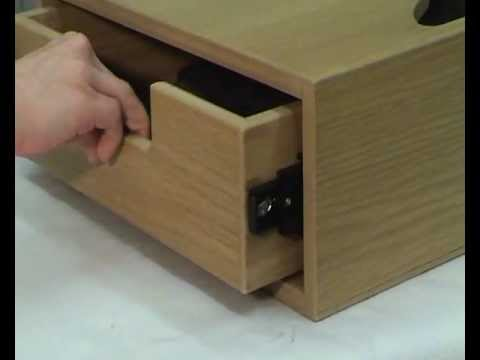 How Does A Soft Close Drawer Slide Work