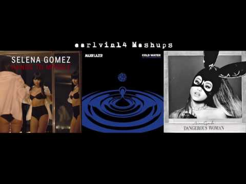 HTM Vs. Cold Water Vs. Into You (Mashup) - Selena G., Major Lazer & Ariana G. - Earlvin14 (OFFICIAL)