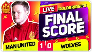 GOLDBRIDGE! Manchester United 1-0 Match Reaction