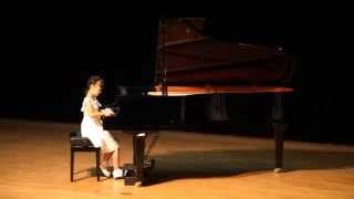 2014 0713 Cindy Piano Contest (飛象與米老鼠)
