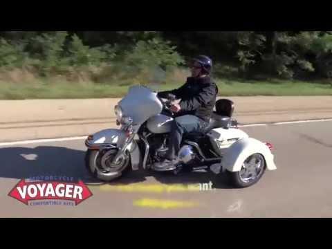 Harley-Davidson Voyager Trike Kit