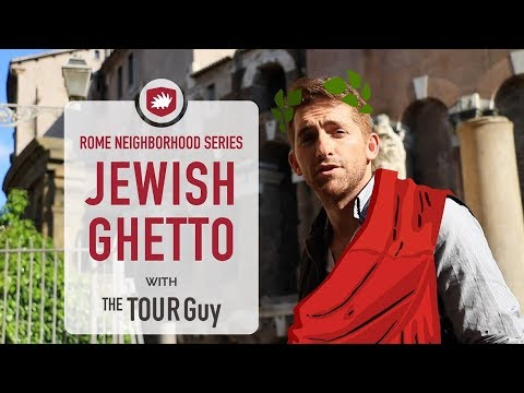 Hidden Gems of Rome: The Jewish Ghetto