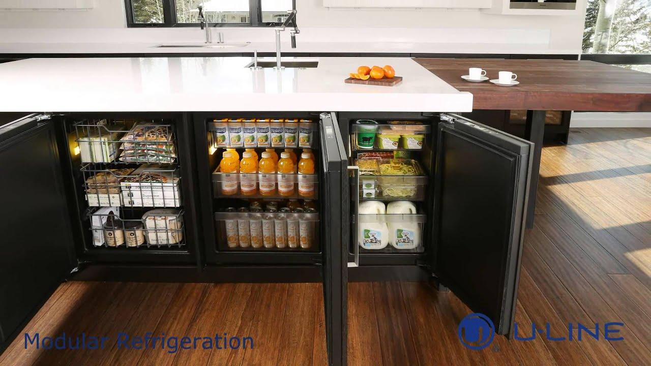 U-line Modular Refrigeration - YouTube - photo#11
