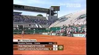 2006全仏女子複決勝