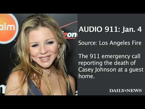 Casey Johnson 911 call