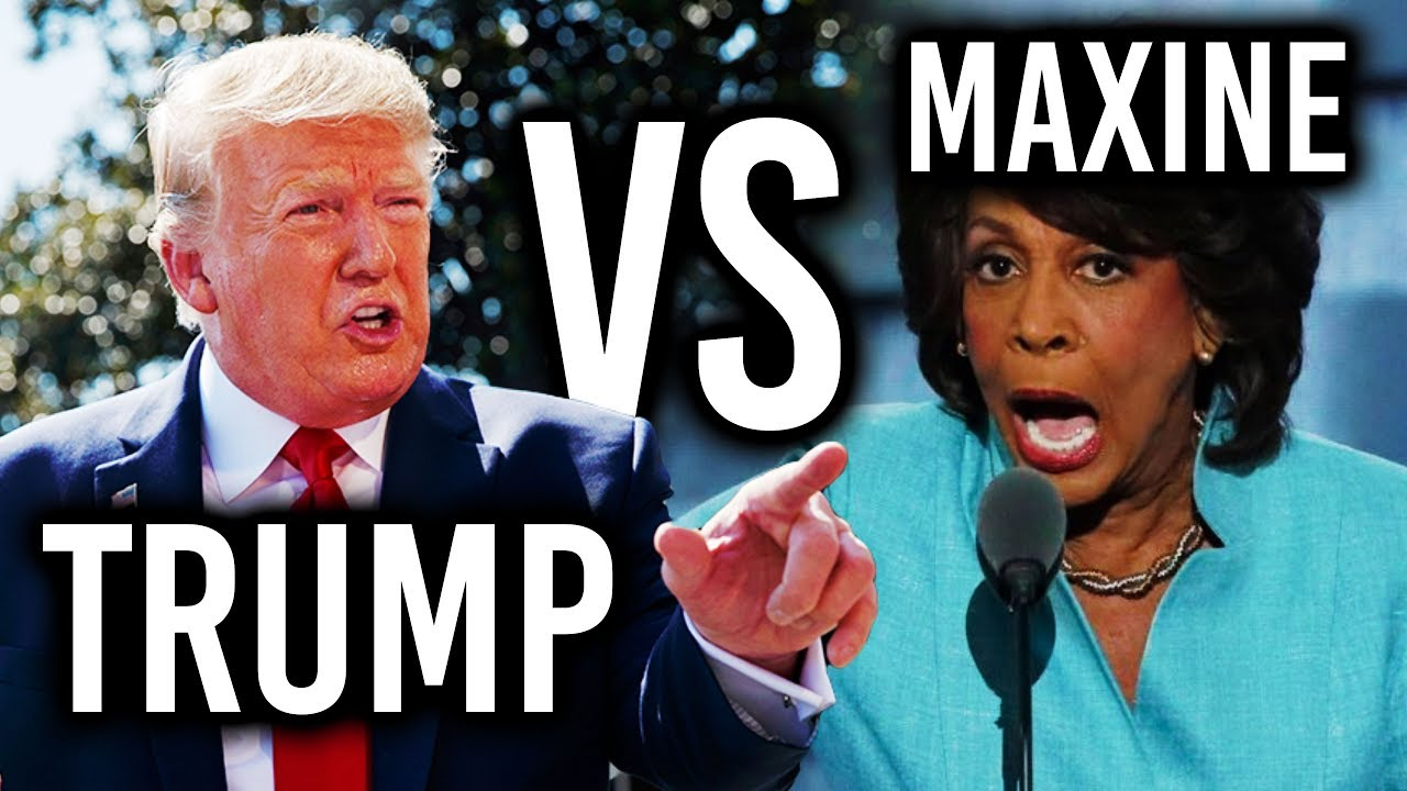 Why Can't Trump Criticize Maxine Waters' Intelligence? - Larry Elders