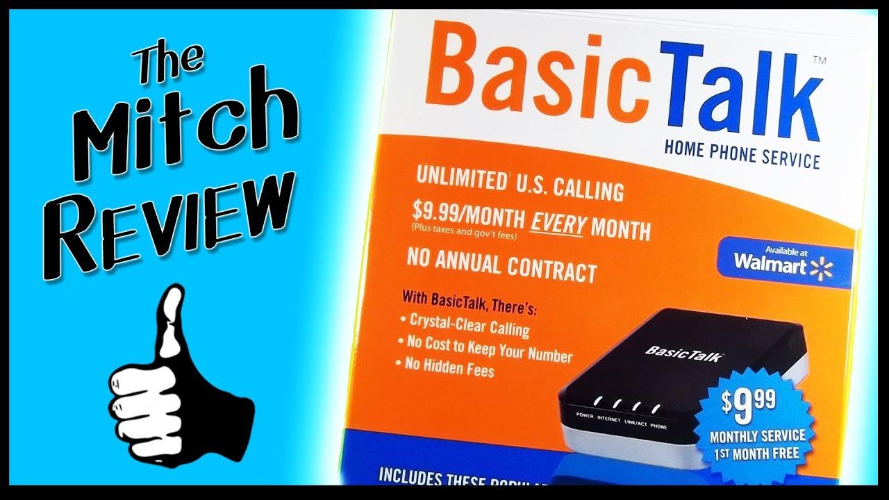 BasicTalk How To Setup & Review
