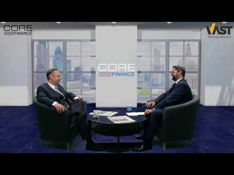 ADVFN - Vast Resources CEO interview