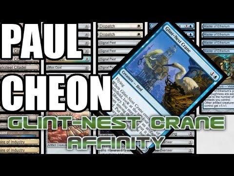 Channel Cheon - Modern Glint-Nest Crane Affinity (Match 2)