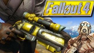 Fallout 4 Mods - Borderlands Guns (BL GUNS) - Revolvers