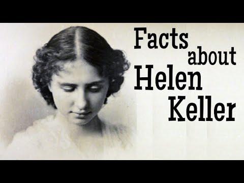 about helen keller for kids