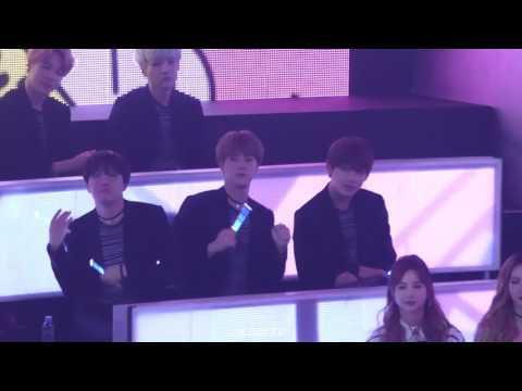 BTS reaction to Red Velvet: Ice Cream Cake