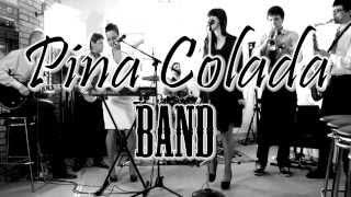 БУРАТИНО cover by Аanastasia Band - Pina Colada.