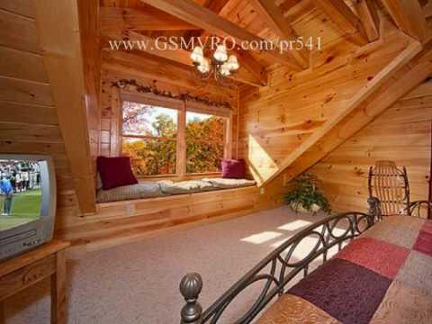 Super Luxury 5 Bedroom Log Cabin in Sevierville  Pigeon