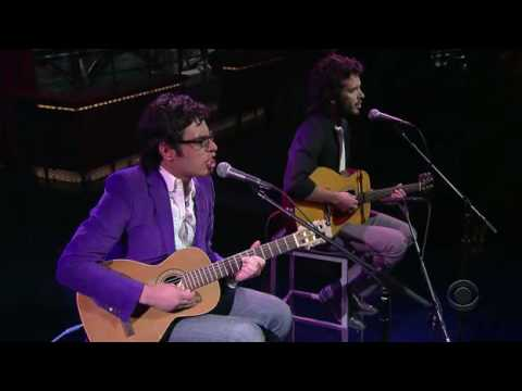 Flight Of The Conchords Live The Most Beautiful Girl Youtube
