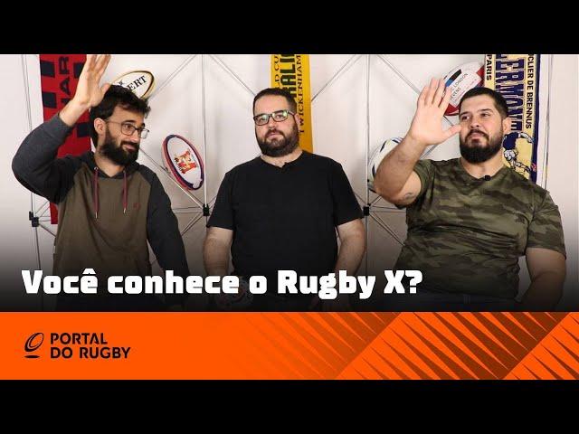 #Ovalados - Você conhece o Rugby X?