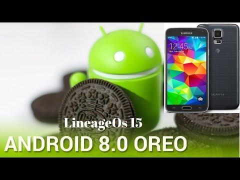 Como instalar Android 8.0 Oreo no Samsung Galaxy S5