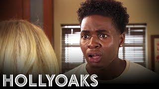 Hollyoaks: Zack Can't Handle This Killer Comparison