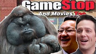 Gamestop PISSED at PS4 & Xbox One Deals