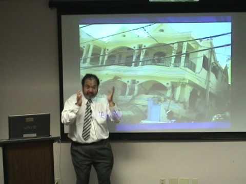 Seminar: Astani Department - Dr. Eduardo A. Fierro