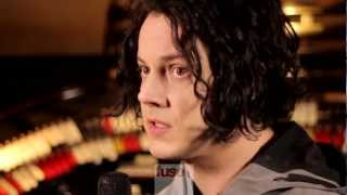 Jack White On His Next Single And Playing Radio City Music Hall Again