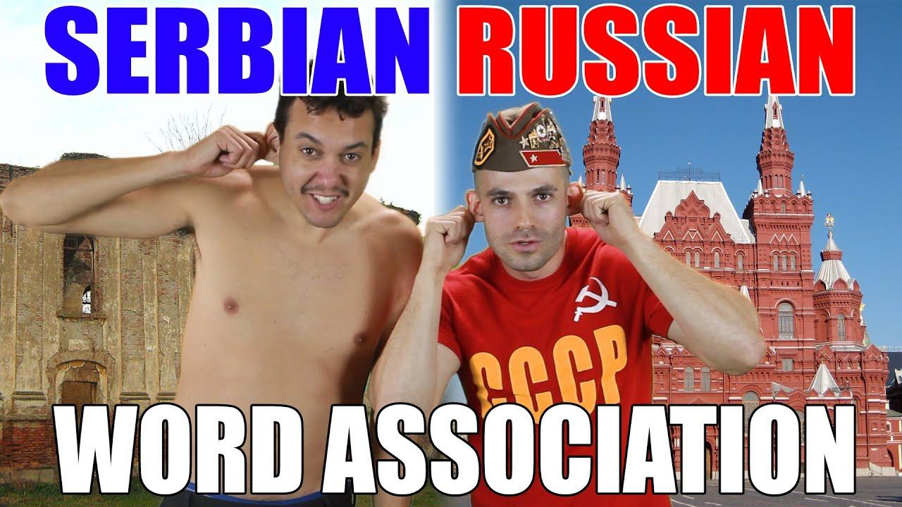 Serbian Russian 100