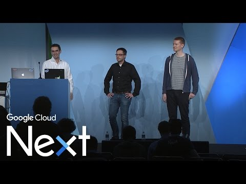 Your next app might be a bot! Building conversational UX with API.AI (Google Cloud Next '17)